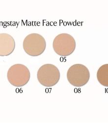 Longstay Matte Face Powder #10 Golden Rose