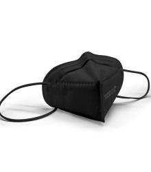 Μάσκα προστατευτική μαύρη FFP2 (κουτί 10 τεμάχια)
